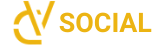 Social Coded Vector Logo Wide